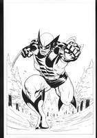 Daken Marvel Lgends by EdMcGuinness