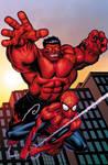 Avenging Spiderman 2 variant