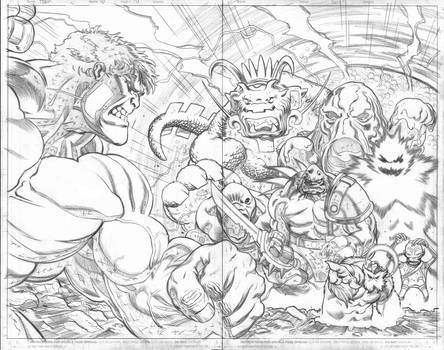 Uh-oh...Kirby Monsters!