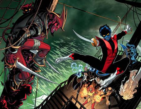 Amazing X-Men cover