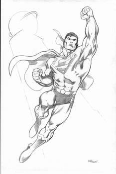 Recent Superman Commission
