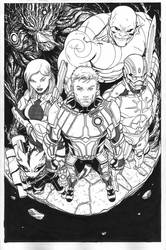 Guardians of the Galaxy Variant