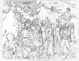 Amazing Xmen1 Pg17-18 preview pages