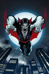 Morbius cover by EdMcGuinness