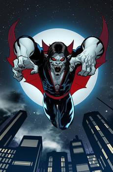 Morbius cover