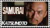 Katsumoto Stamp by Okami-Rayne