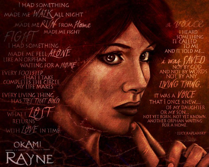 - I Once Knew - by Okami-Rayne