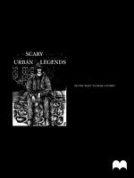 Scary urban legends by Alerazz501