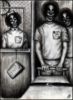 Ronald McDonald House creepypasta