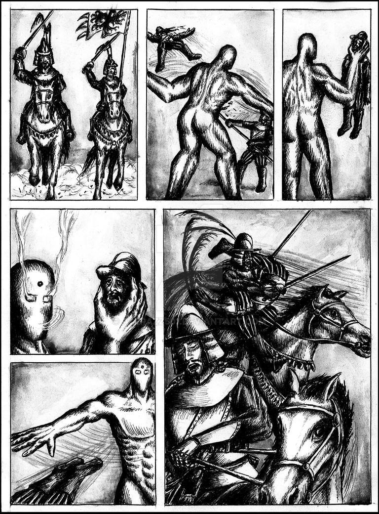 Golem Page 9. by Alerazz501