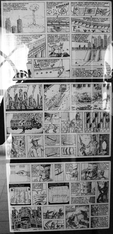 Postapocalyptic comic by Alerazz501