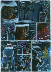 Cold Winter Night comic page 5. final