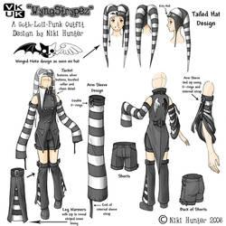 Costume Design - WyngStrypez by Niki-UK