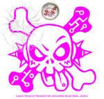 Duel Jewel Skully Logo