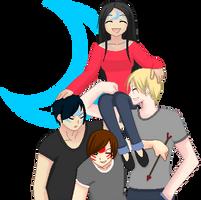 Zoey's Boys by ichigozoey