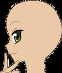 Cute Len base