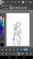 Proceso de Dibujo - Nous 2 by TenShiReNge