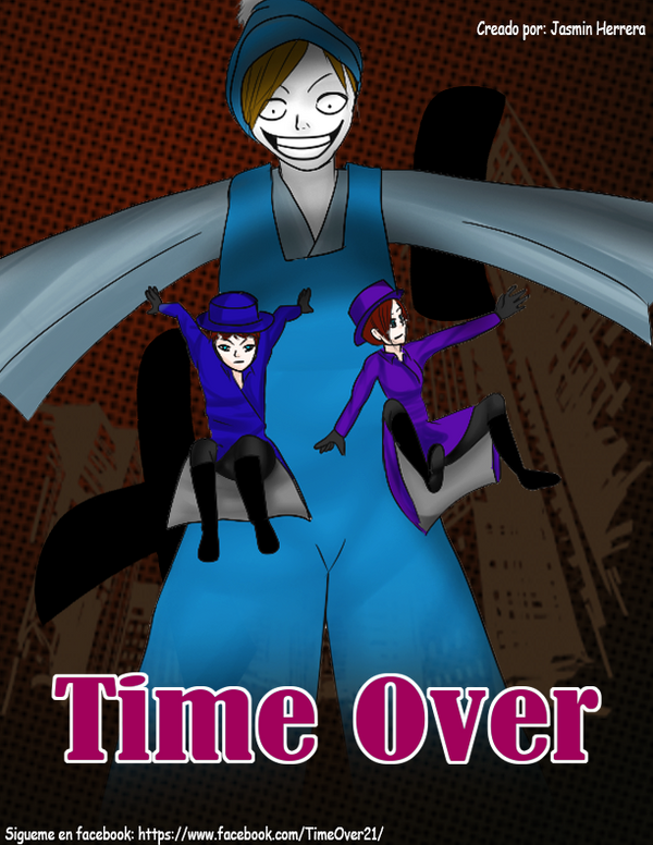 Portada capitulo 1 Time Over by TenShiReNge