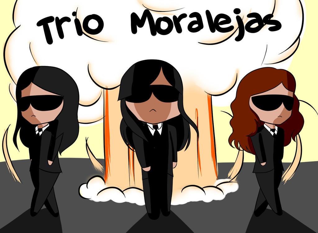 Trio moralejas by TenShiReNge