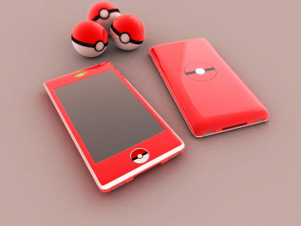pokedex phone