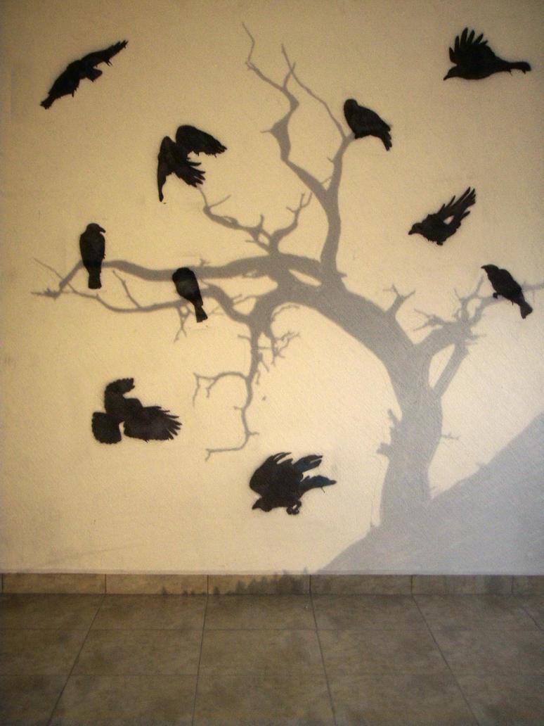 cuervos by fandina