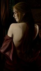 Gorgeous Cersei