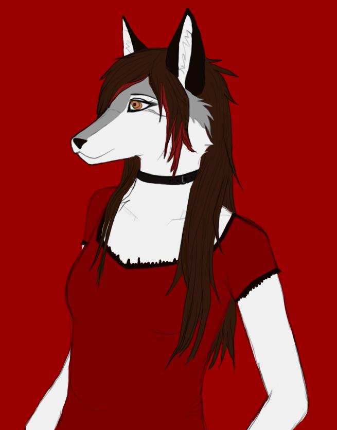 Red by RoxyShadowpaw