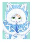 Snow Palico