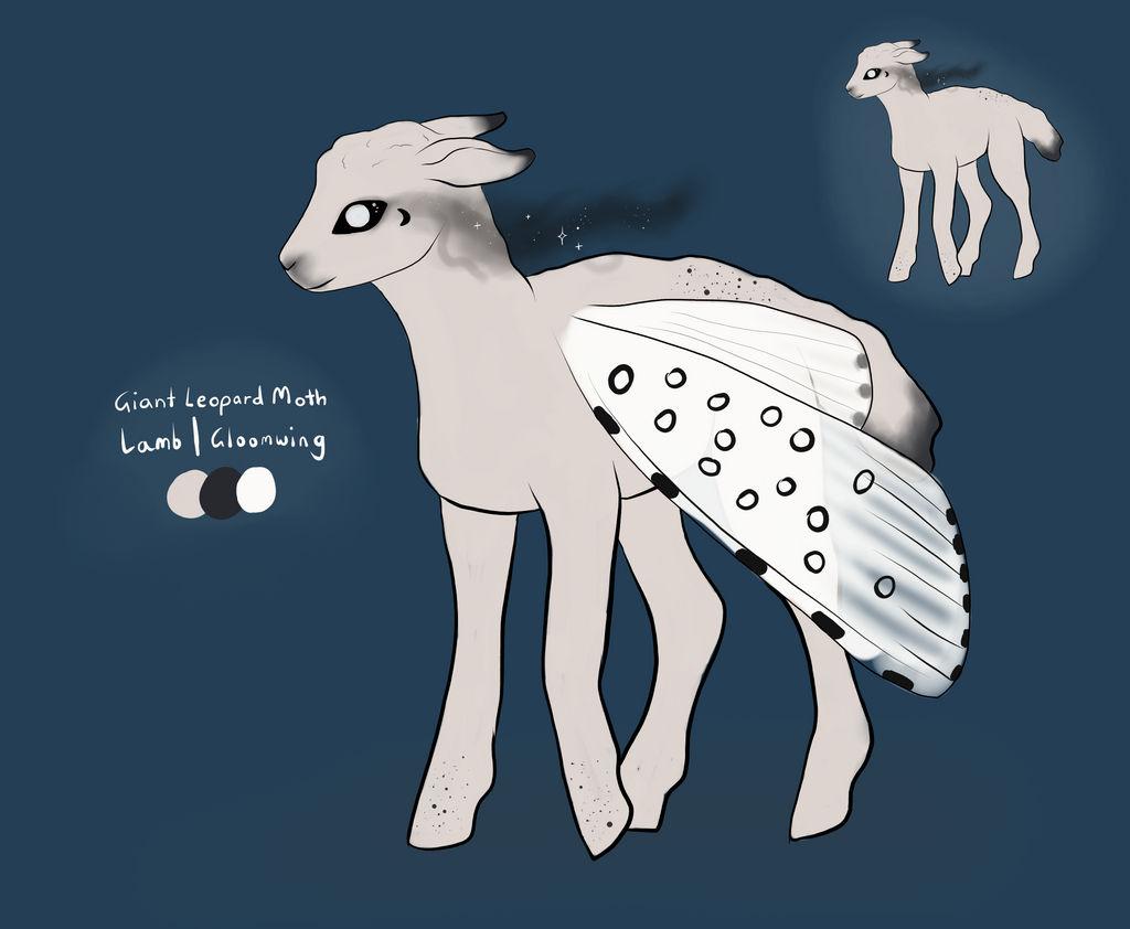 Celestial Realms Lamb