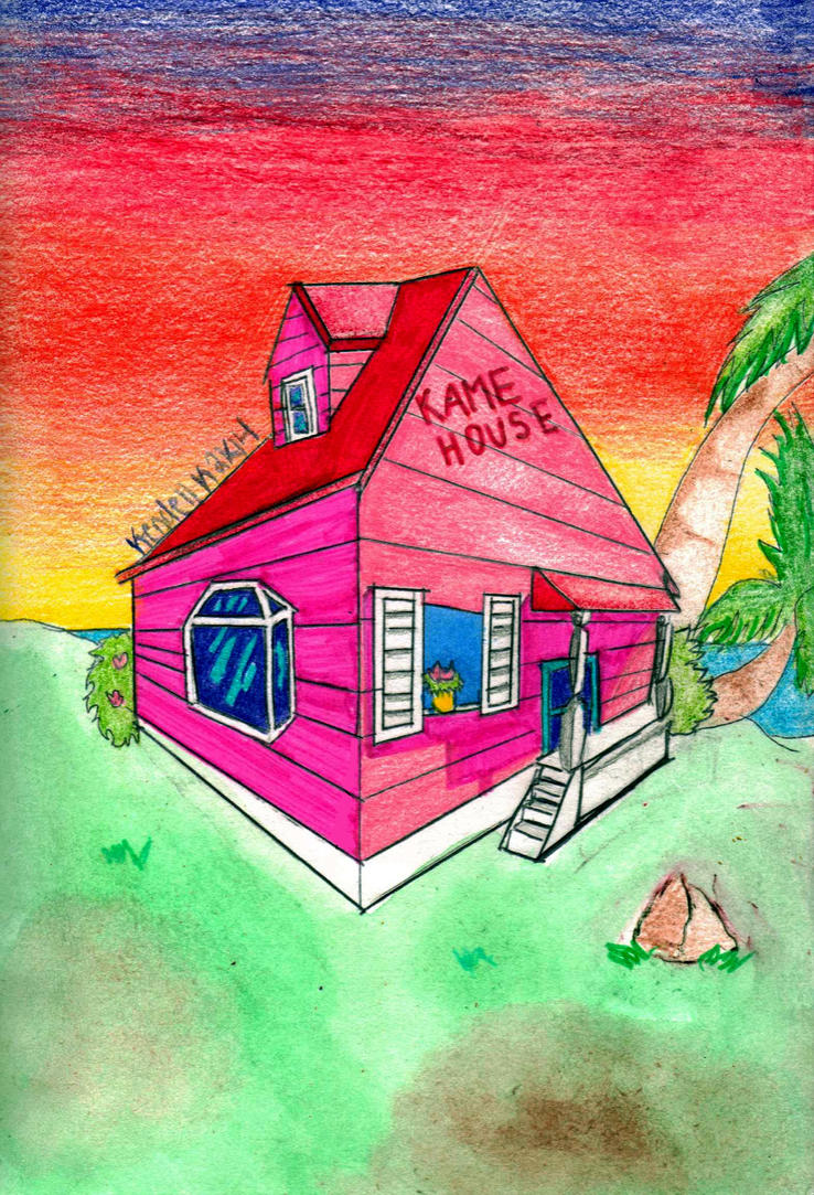 Kame House by cokeocola on DeviantArt