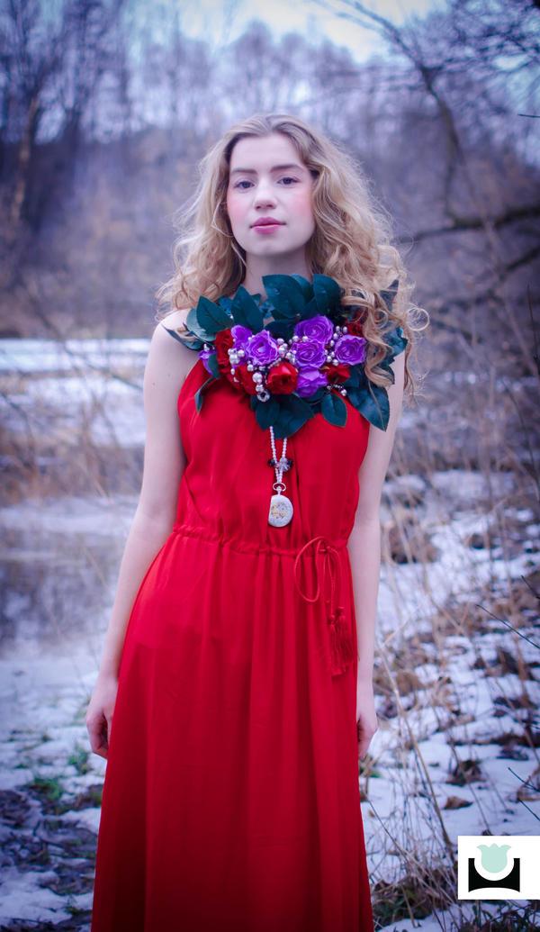 cold ghost by AgataThinkyborsky