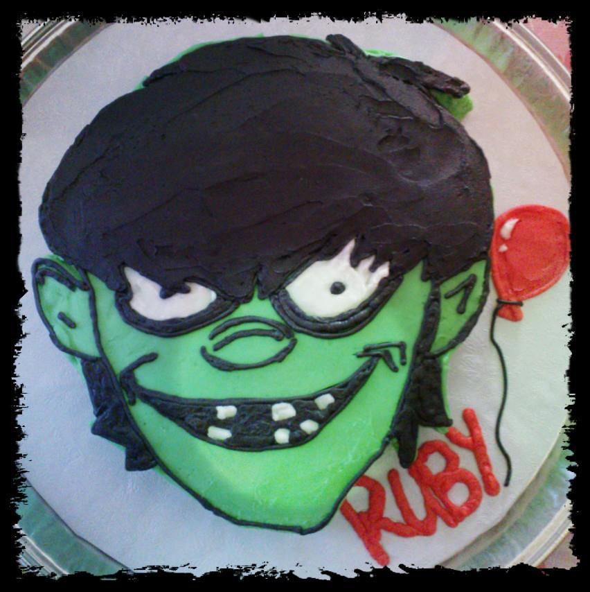 My 20th Birthday Cake By Rubybug98 On Deviantart