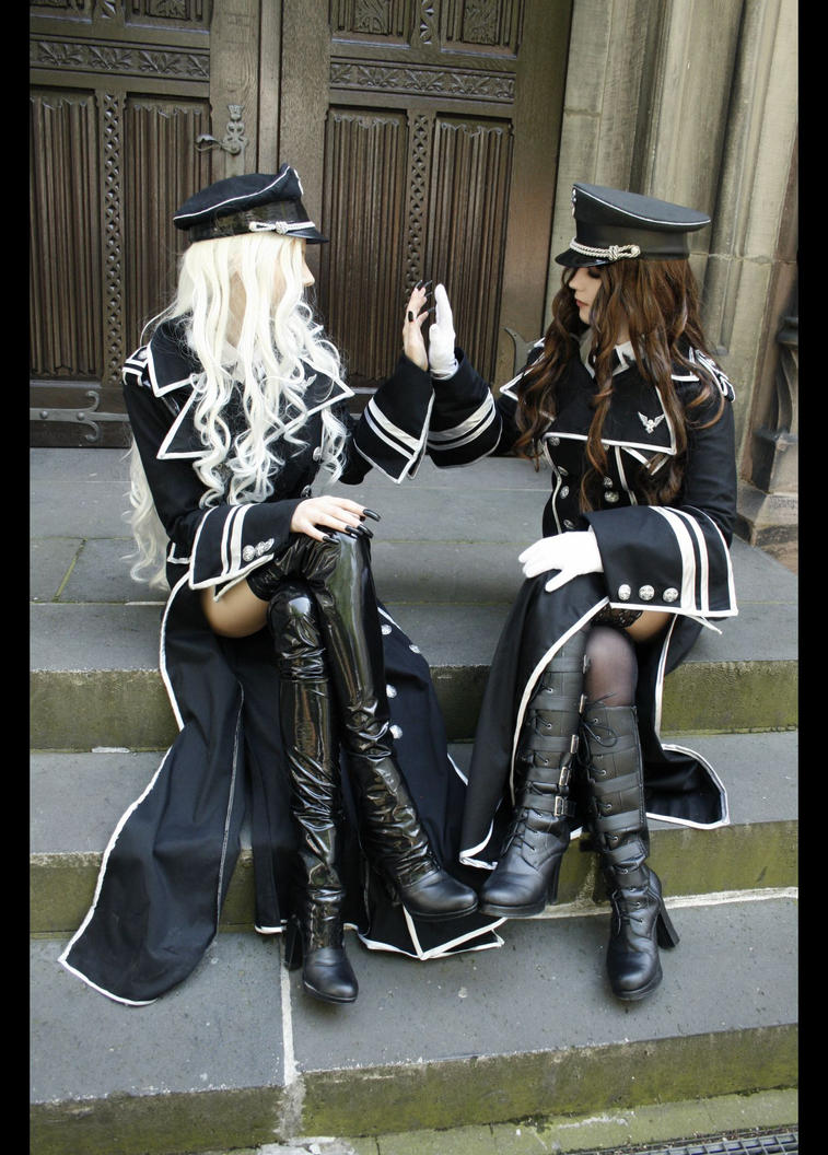 twins by Lumnae
