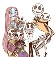 The Skellington family