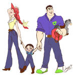The lightyear family