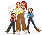 the lightyear girls