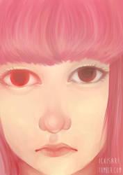 Paint Tool SAI Practice by ichisari