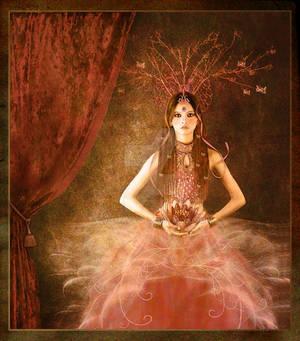 Portrait of a Goddess