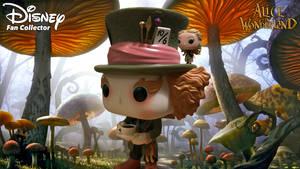 Disney Funko Pop Alice in Wonderland