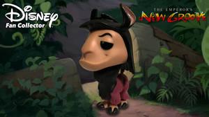 Disney Funko Pop Kuzco Emperors New Groove