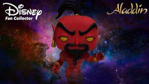 Disney Funko Pop Jafar (Aladdin)