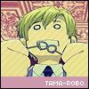tama-robo by brokenwiing