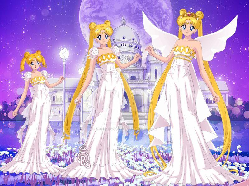 Queens of the Moon Neo Queen Serenity by RoseBadWolf1969