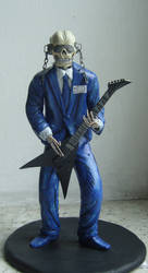 MEGADETH Vic Rattlehead Figure 1 by S7Figures