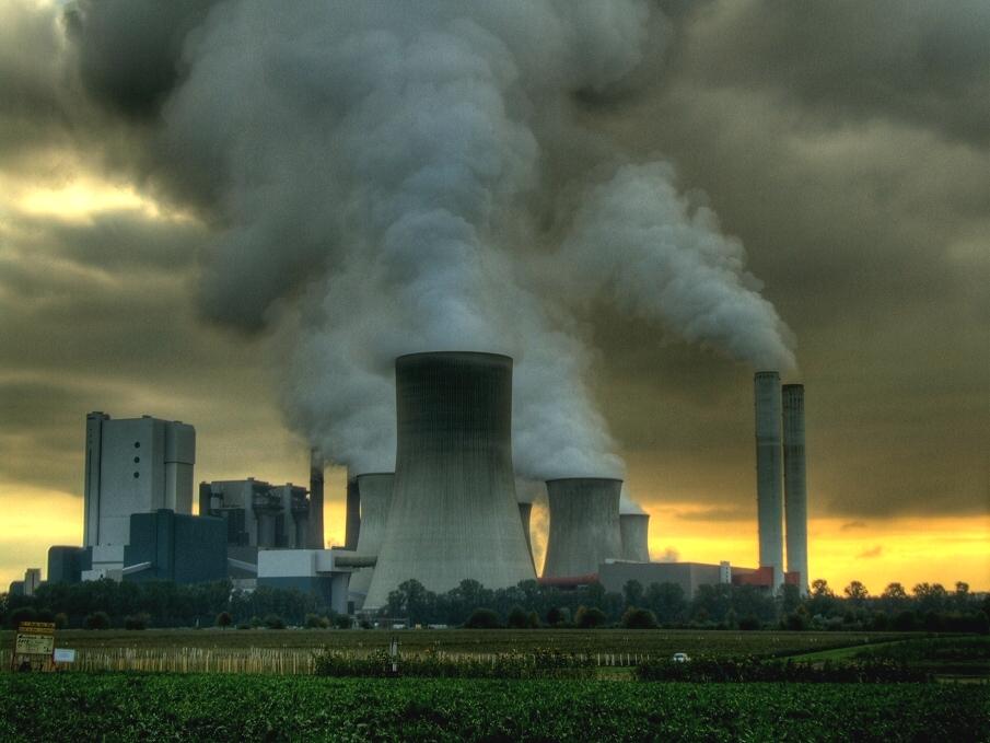 Kraftwerk 3 by skogmesteren
