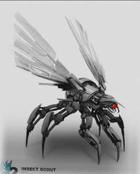 Transformers insect scout