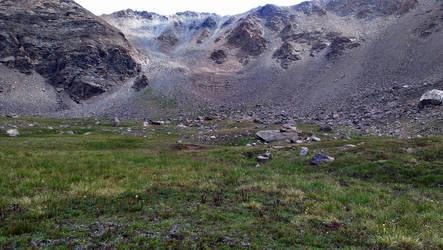 Mt. Massive basin
