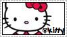 Stamp : Love Kitty D: