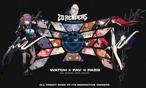 20 Render Pack.