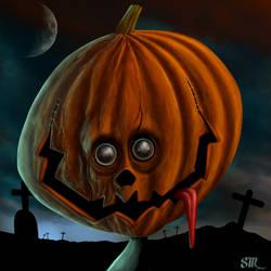Lick My Halloween Goodbye!